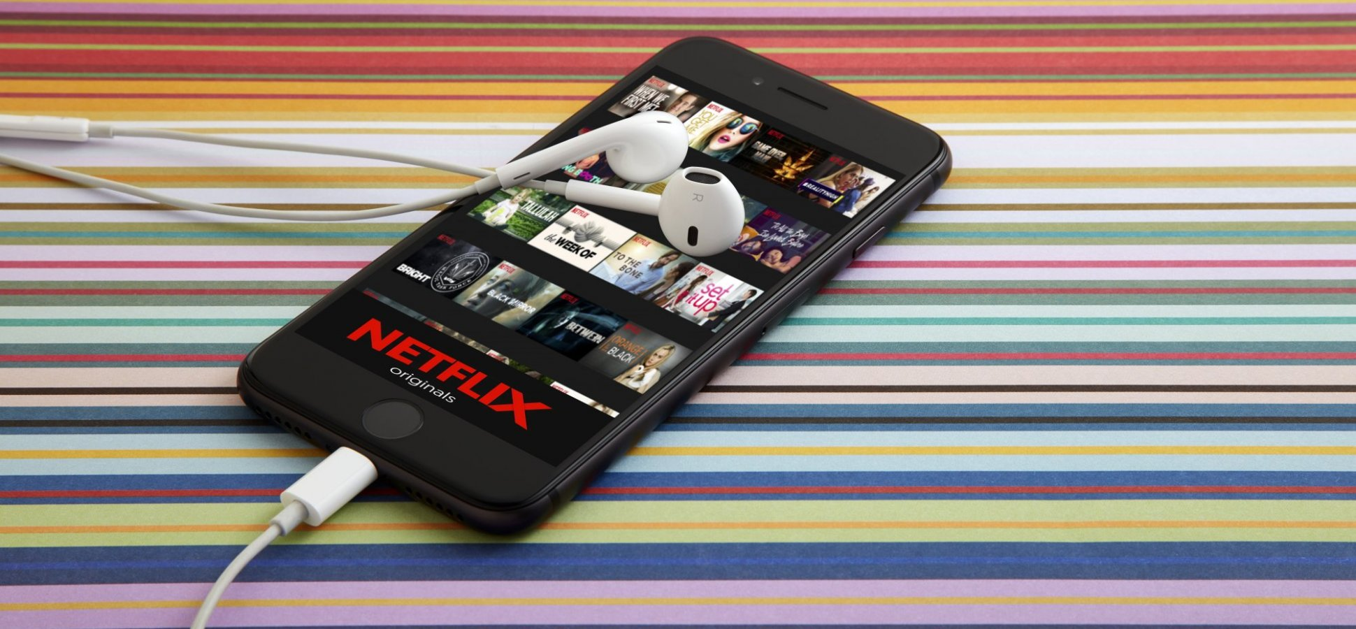 Netflix Just Got Sued In A Truly Amazing Lawsuit And Literally