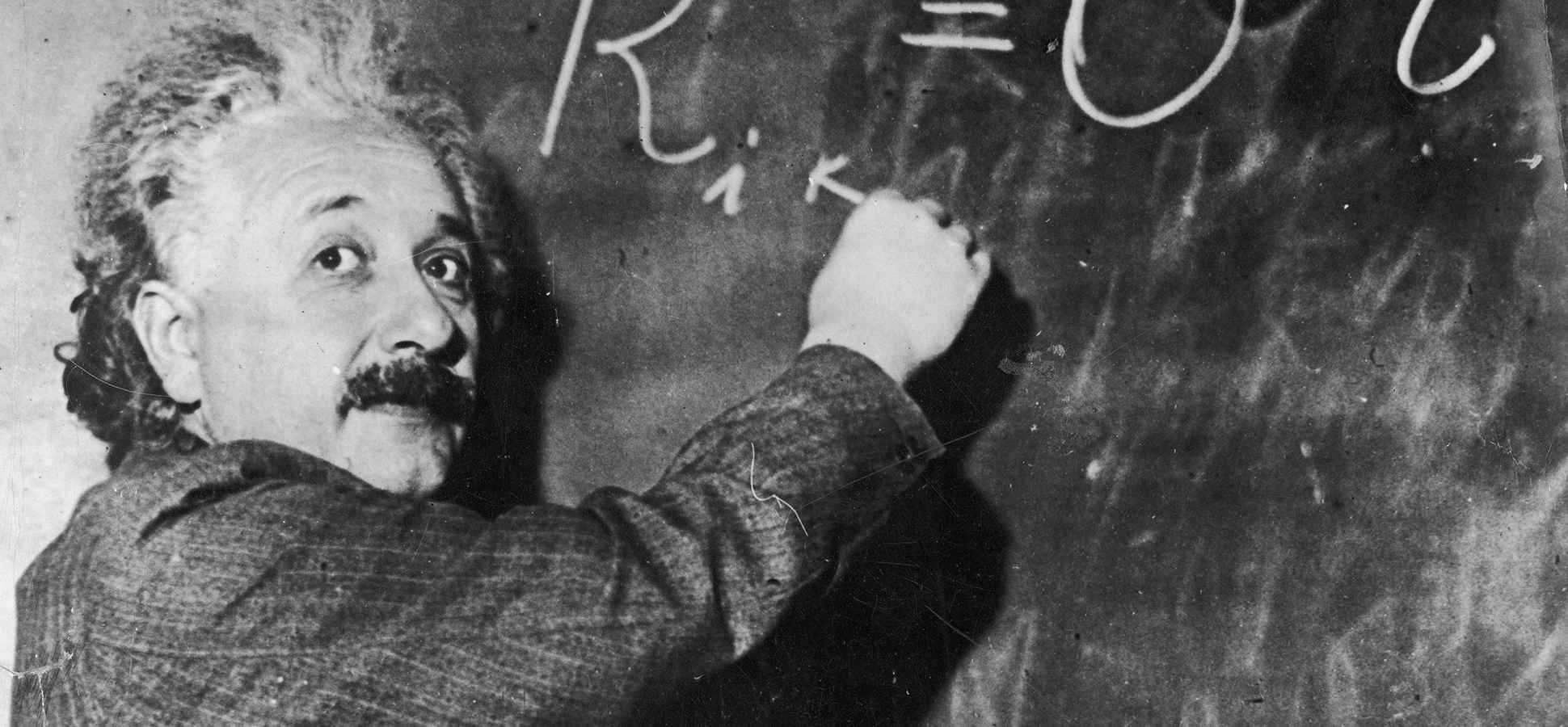 Einstein's Lost Advice for Life and Work Was to Remember 2 Simple Things