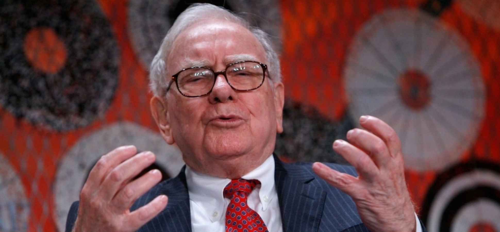 The Warren Buffet Trick That Will Change Your Life Today