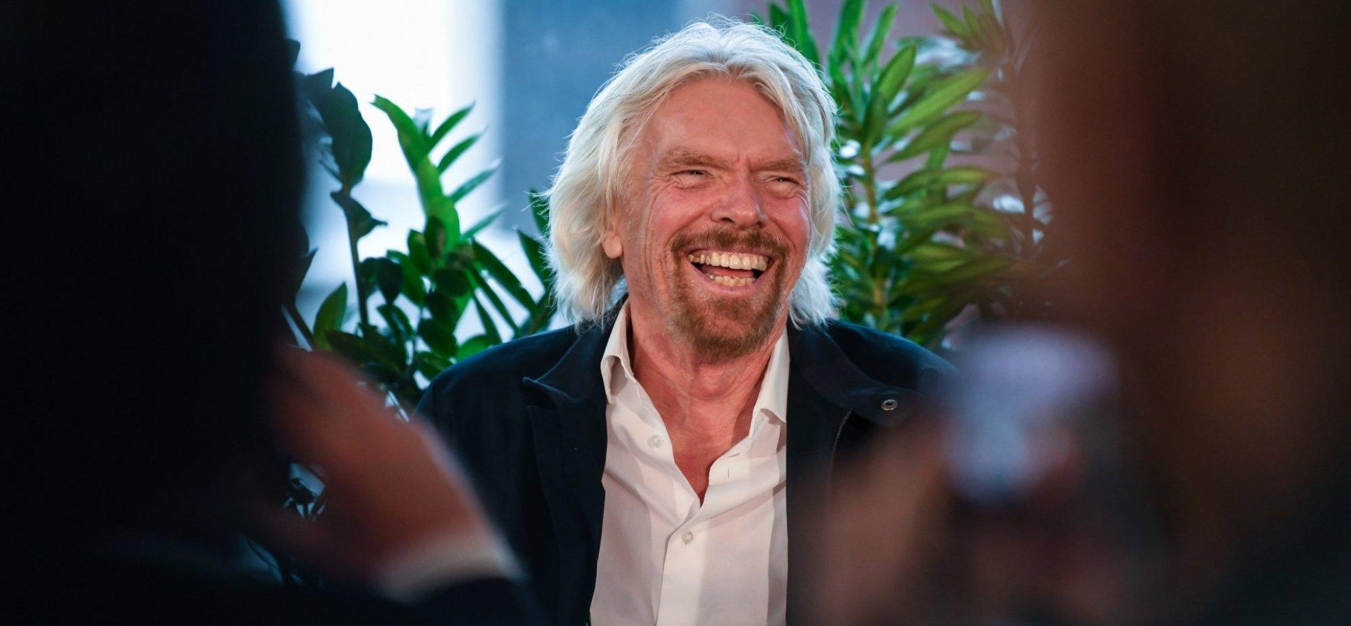 Why Richard Branson Wants Elon Musk to Get Some Sleep