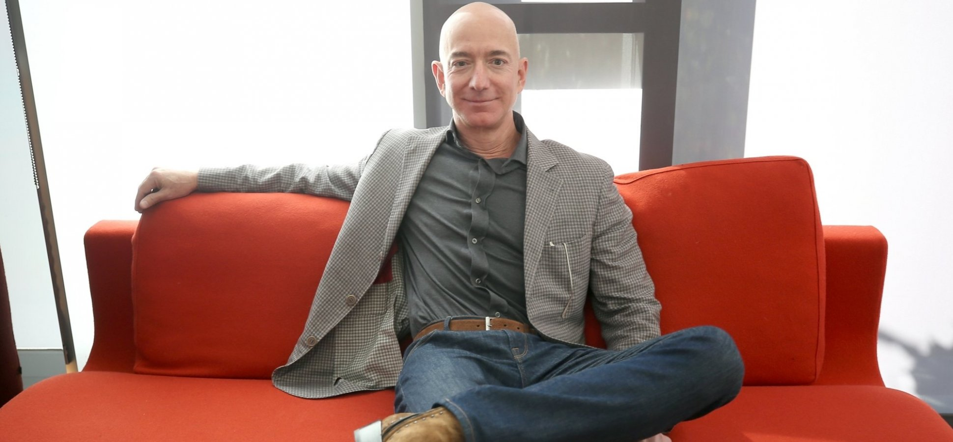 Jeff Bezos Says Asking These 12 Questions Now Will Make You Proud of the Life You've Built Later