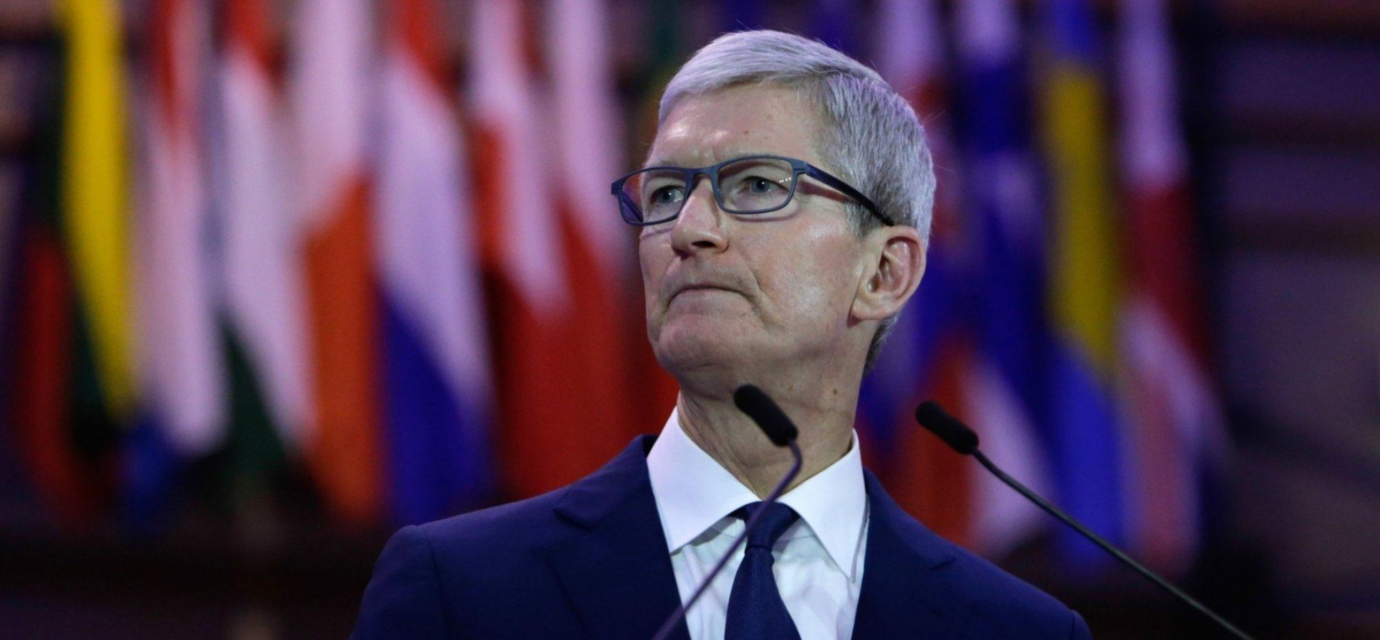 Tim Cook Just Revealed the Single Most Dangerous Thing About Technology Today. Here It Is in 1 Sentence
