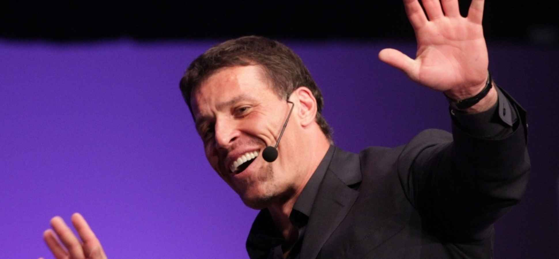 Tony Robbins: 19 Inspiring Power Quotes for Success