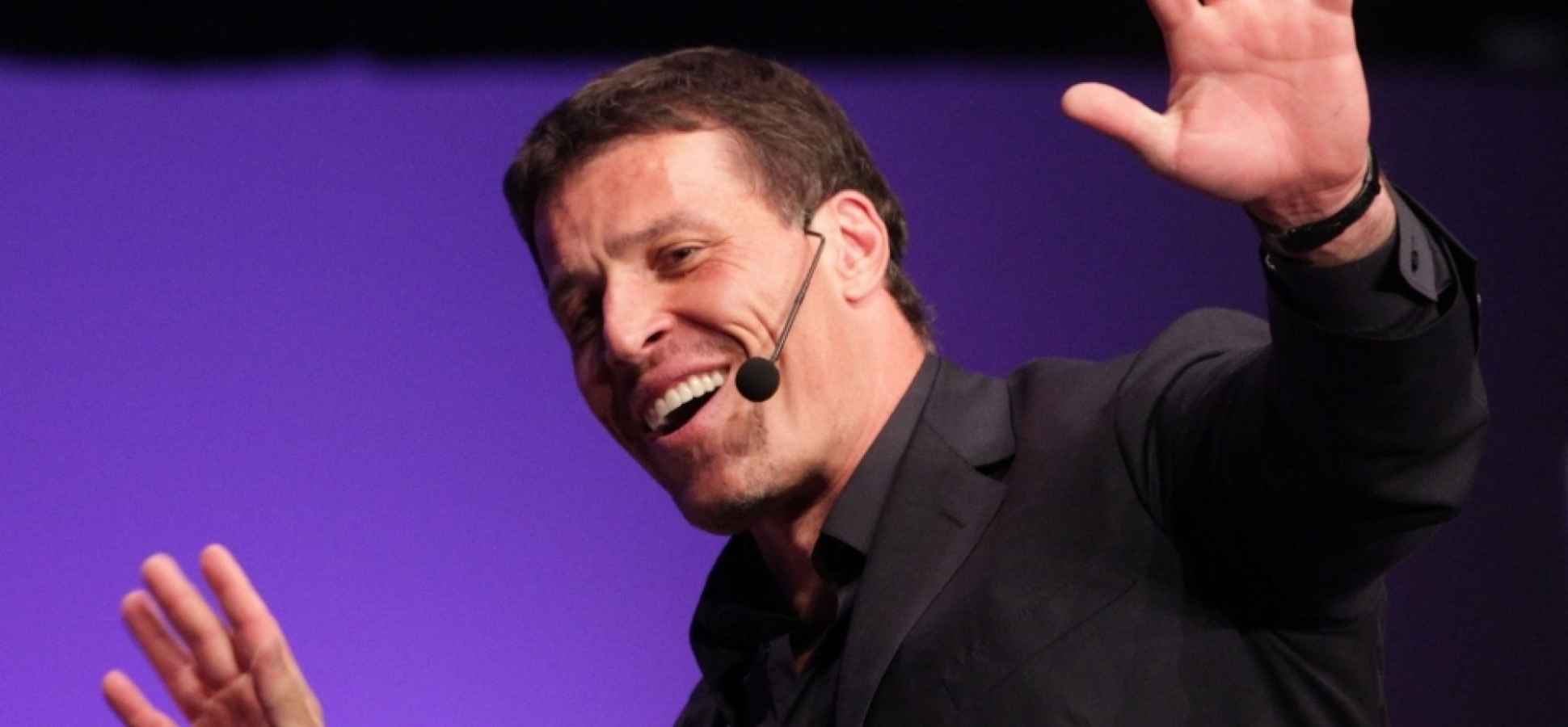 Tony Robbins on Acing the Age-Old Question 'What Does Your Company Do?'