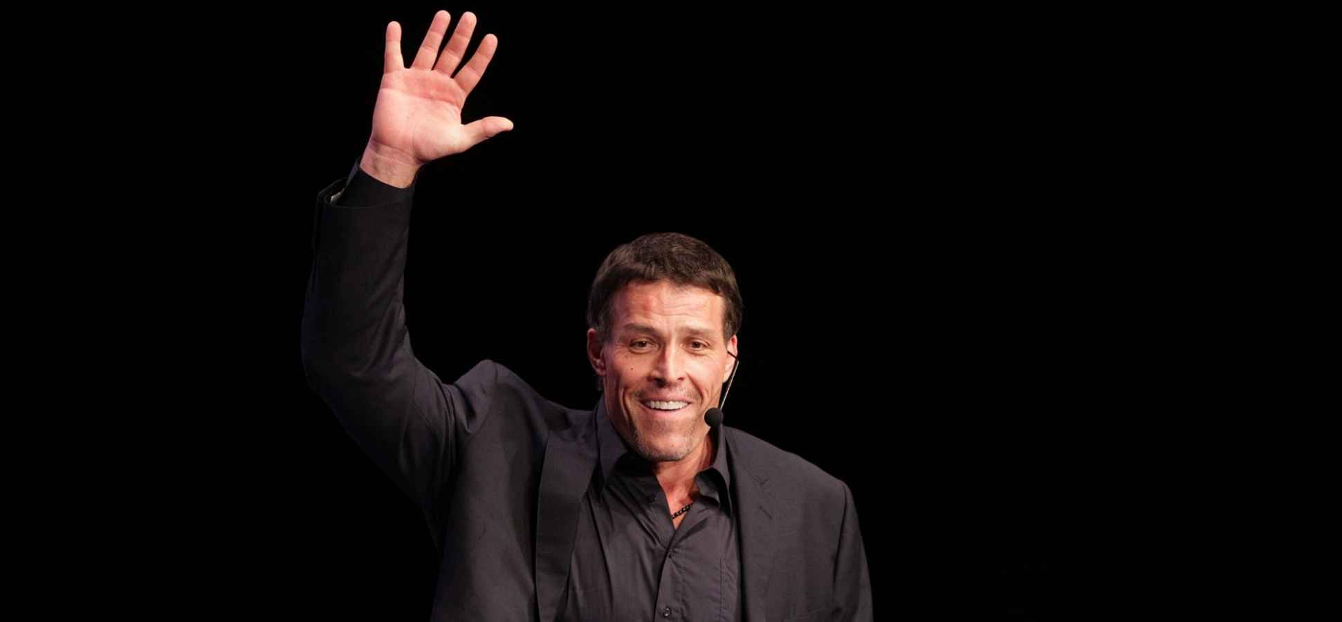 Tony Robbins's 5 Best Habits for Happiness and Success
