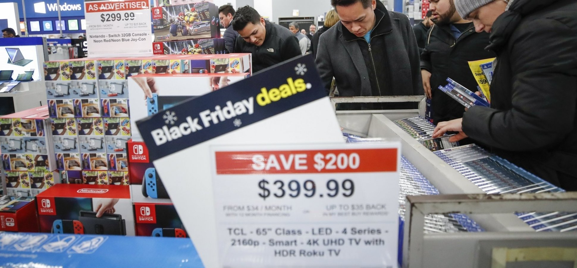 Here Are the Best Black Friday Gadget Deals From Amazon, Target, and Best Buy