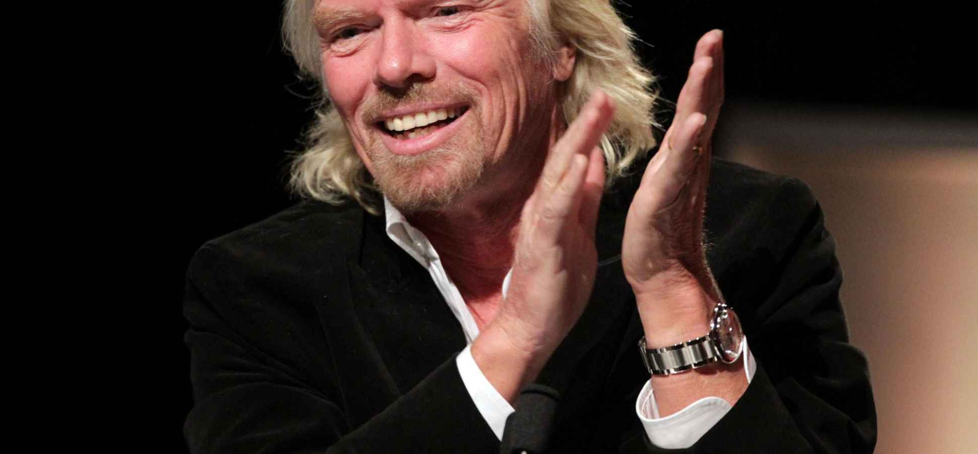 Richard Branson's Secret to Being More Productive, in Just 2 Words
