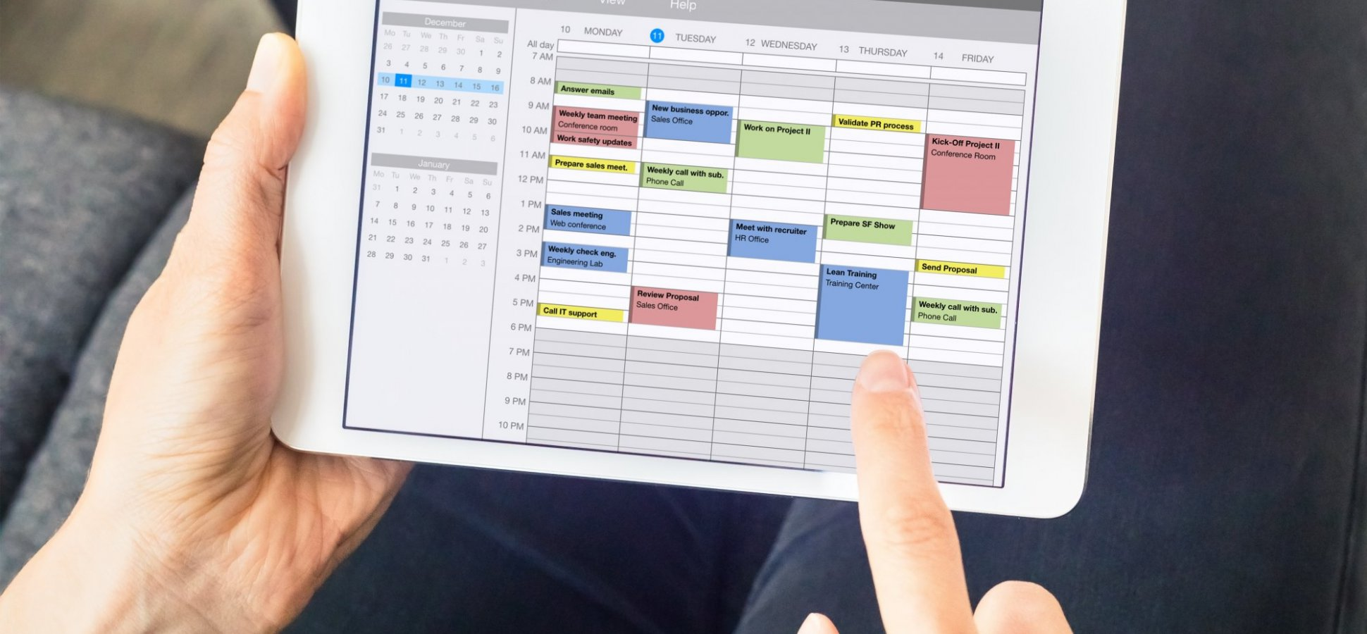 The 10 Best Apps for Making Your Business More Productive