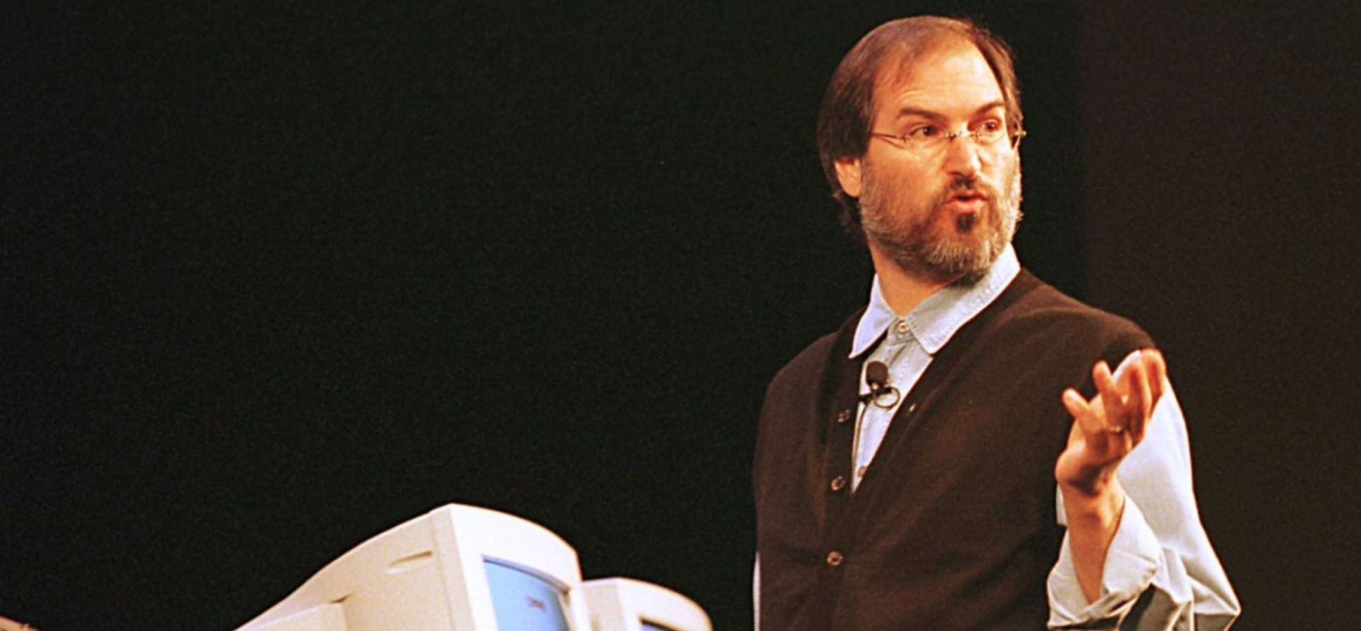 24 Years Ago, Steve Jobs Taught a Major Lesson in Good Leadership With This Short Sentence