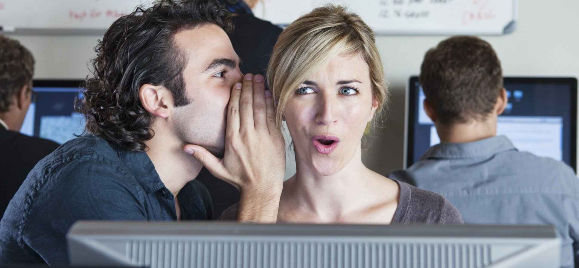 6 Sure Signs That Your Co-Workers Are Toxic