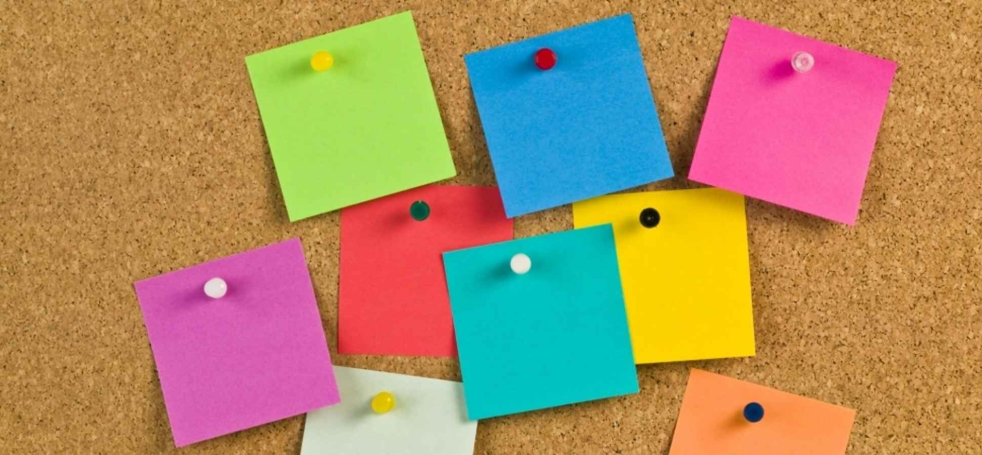 The Post-It Note Approach to Time Management
