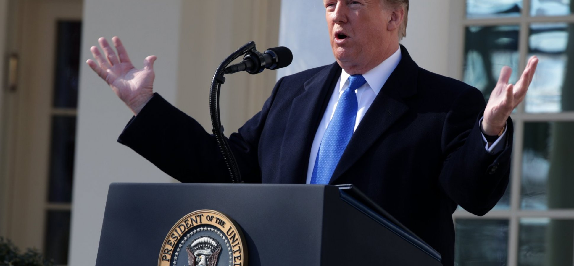 3 Major Tips on Addressing the Public Leaders Can Learn From Trump's National Emergency Backlash