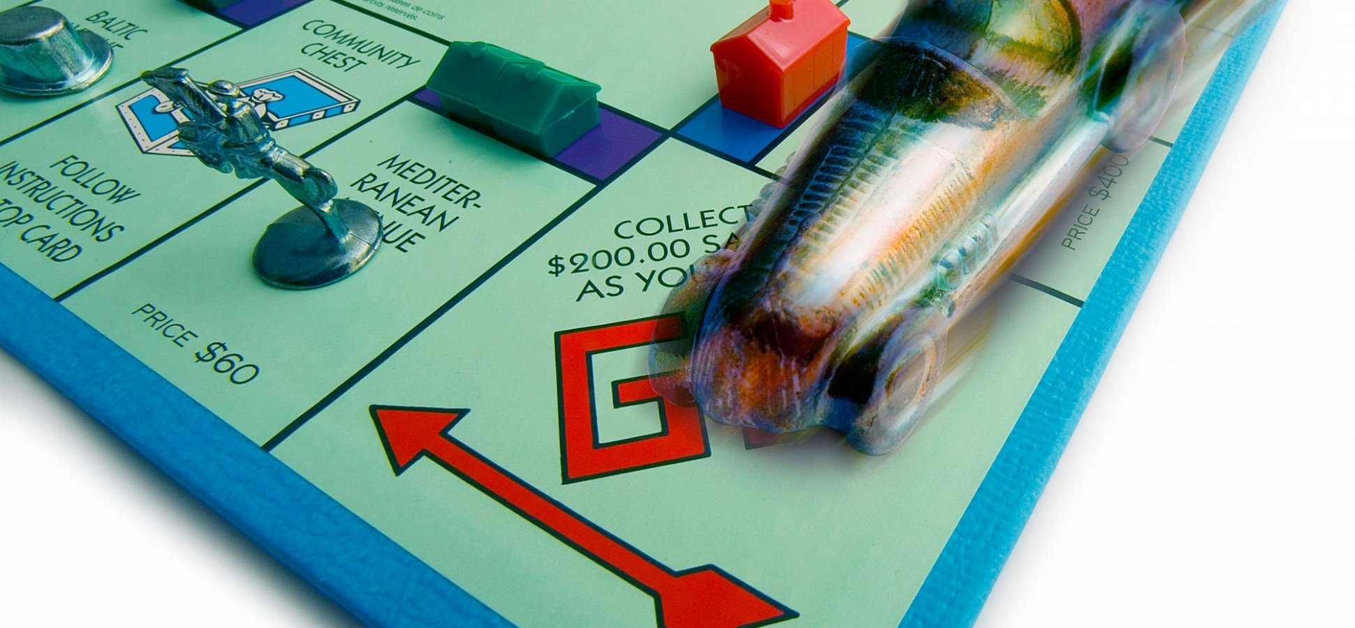 Hasbro Gets Woke and Turns Monopoly Back into a Lesson on Progressive Economics