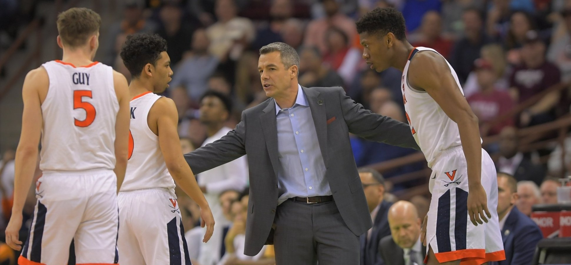 It Took Virginia Coach Tony Bennett 1 Sentence to Explain His Team's Amazing Comeback (and Teach a Major Lesson in Emotional Intelligence)