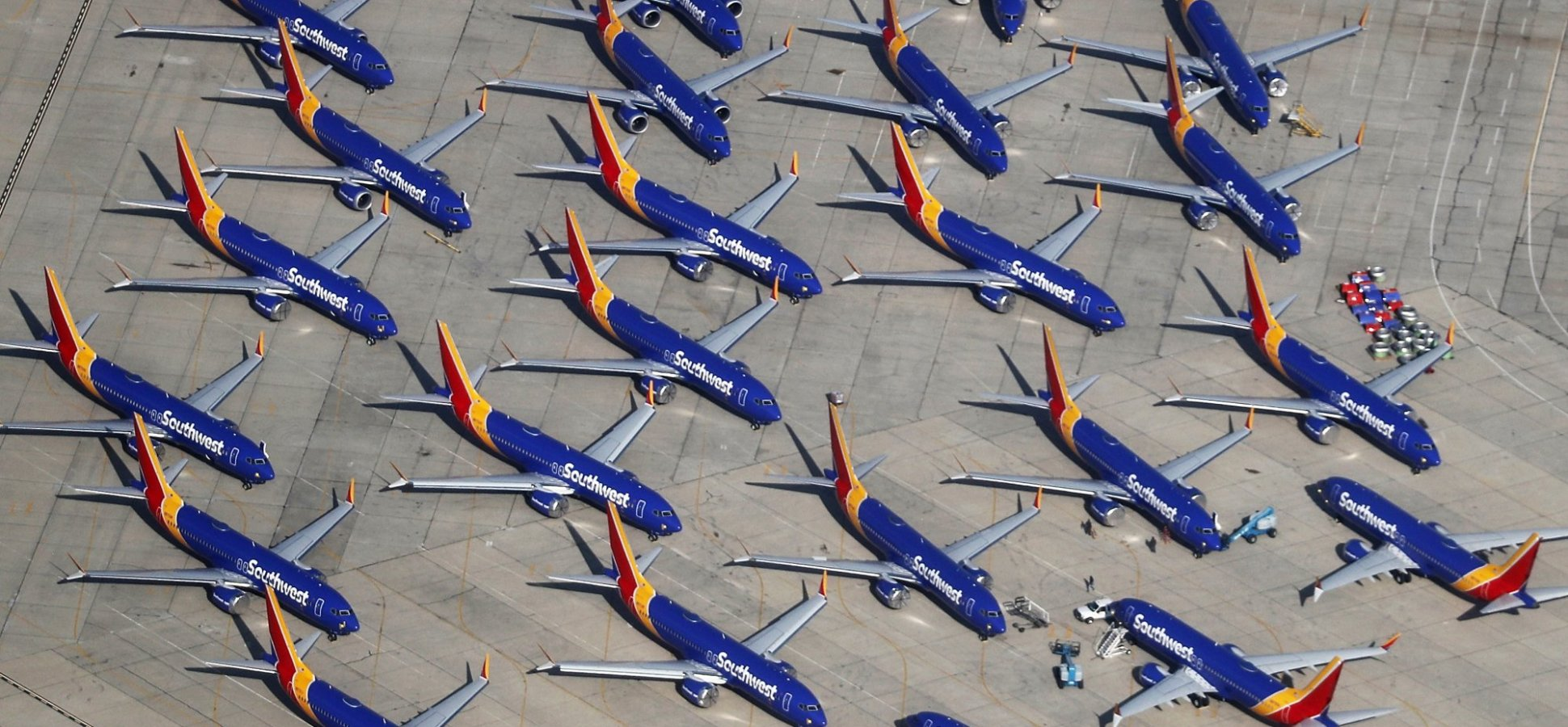 Southwest Airlines Just Made a Truly Stunning Announcement About the Boeing 737 Max. (Will American and United Airlines Follow Their Lead?) | Inc.com