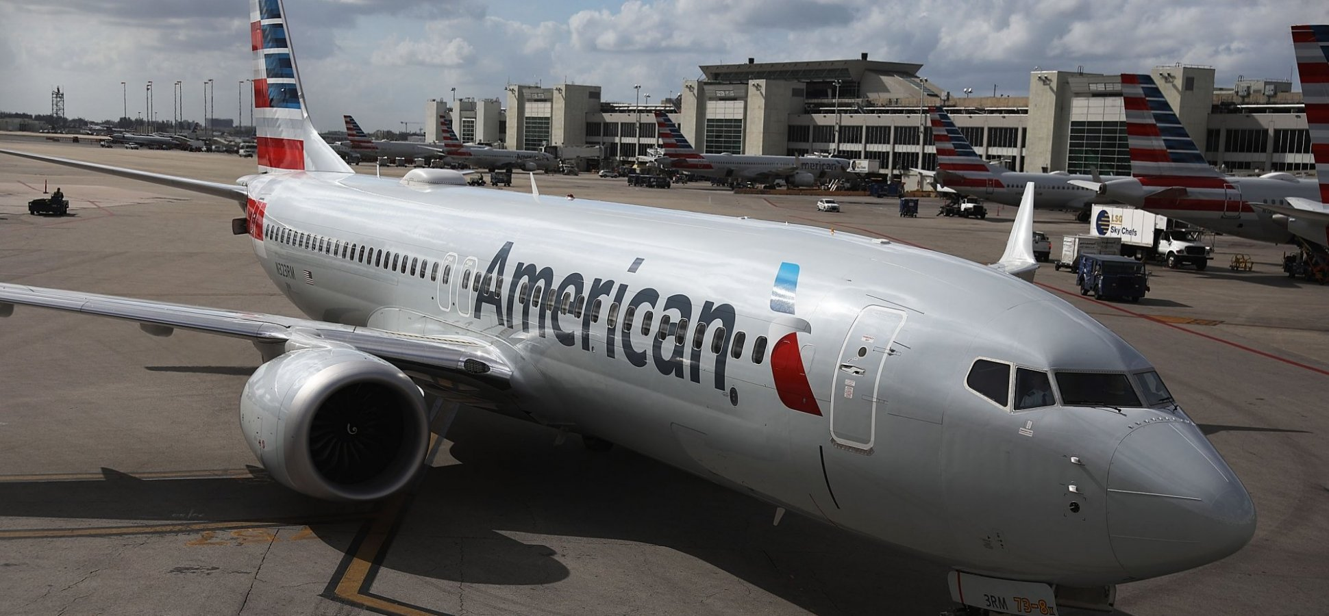 American Airlines' CEO Just Announced That 115 Flights Will Be