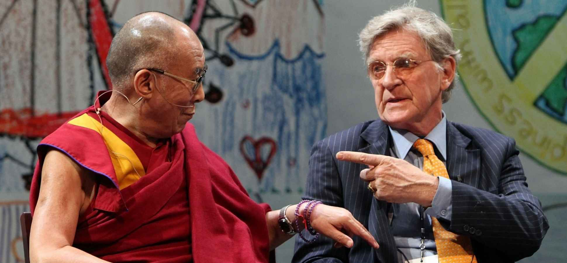 The Dalai Lama's Right-Hand Man Has This to Say About the Power of Business