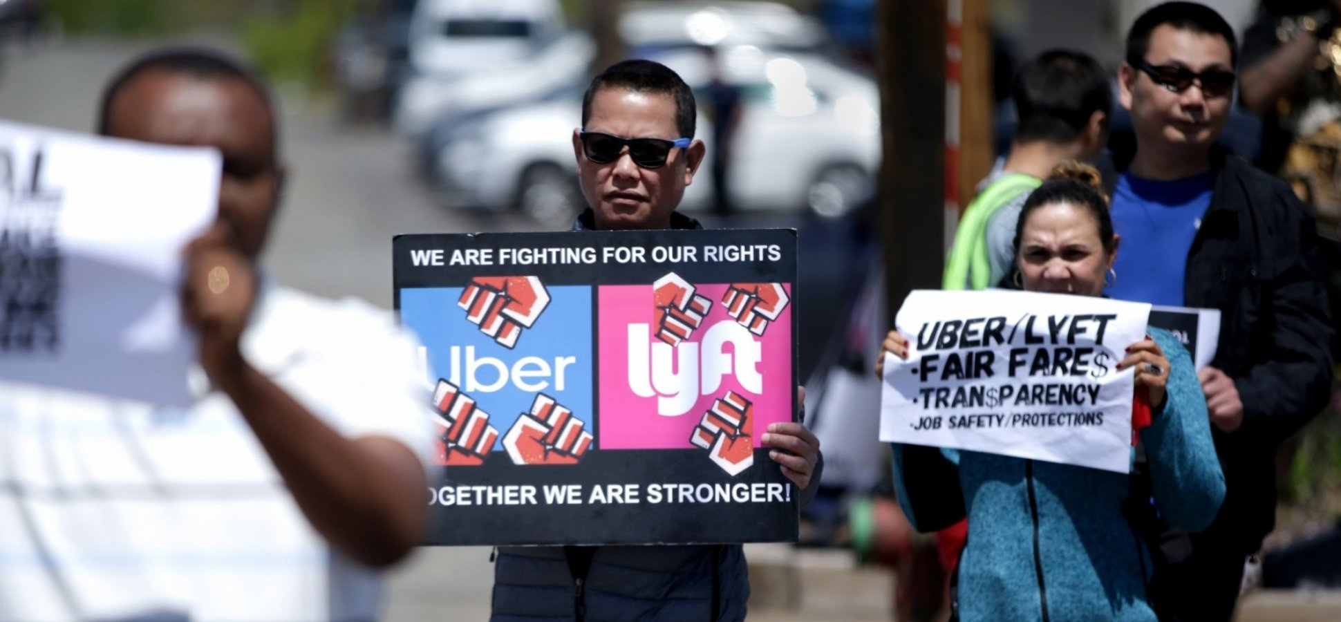 The Big Mistake by Uber and Lyft That Led to California's New Employment Law