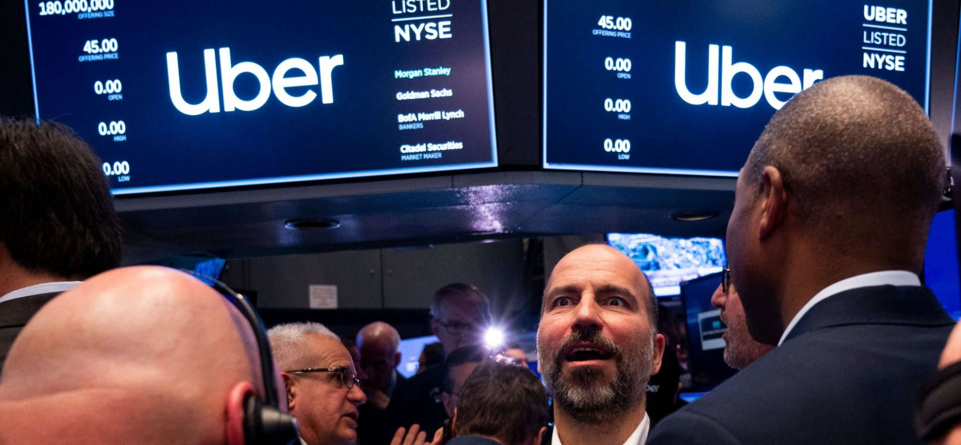 Peloton Becomes the Latest IPO After Uber and Lyft to See Shares Immediately Sink