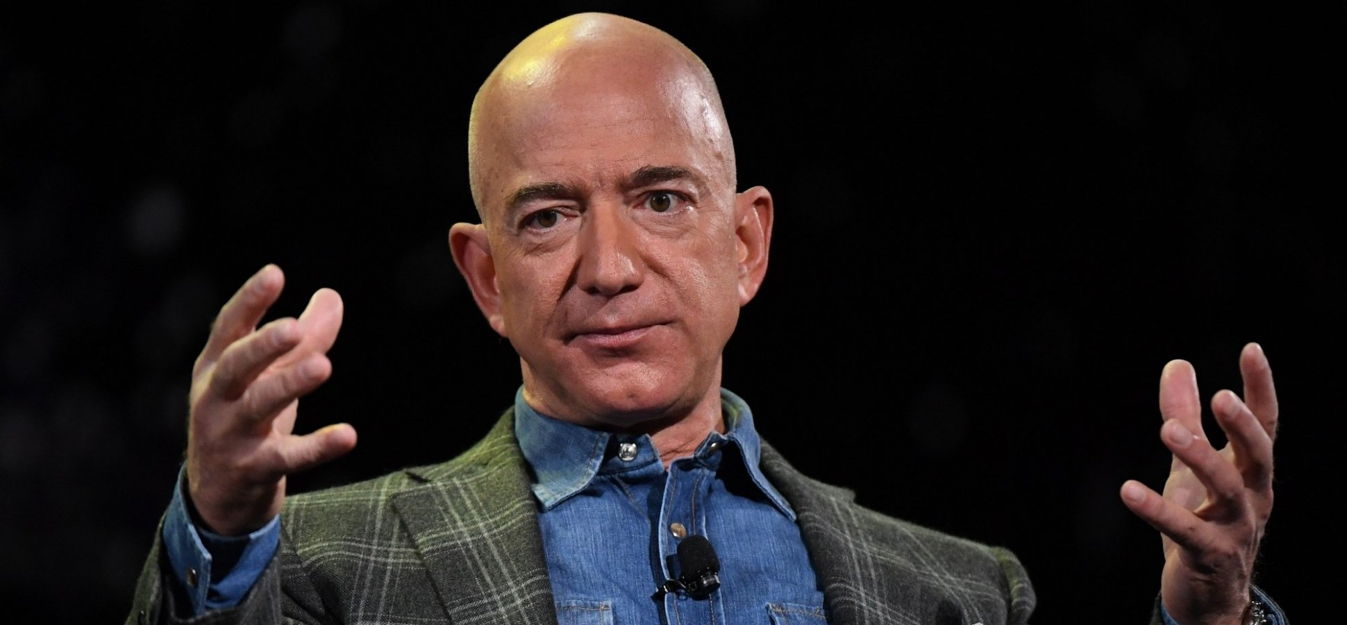 Move Over, Steve Jobs. A New Generation of Founders Is Following the 'Gospel of Bezos' Instead