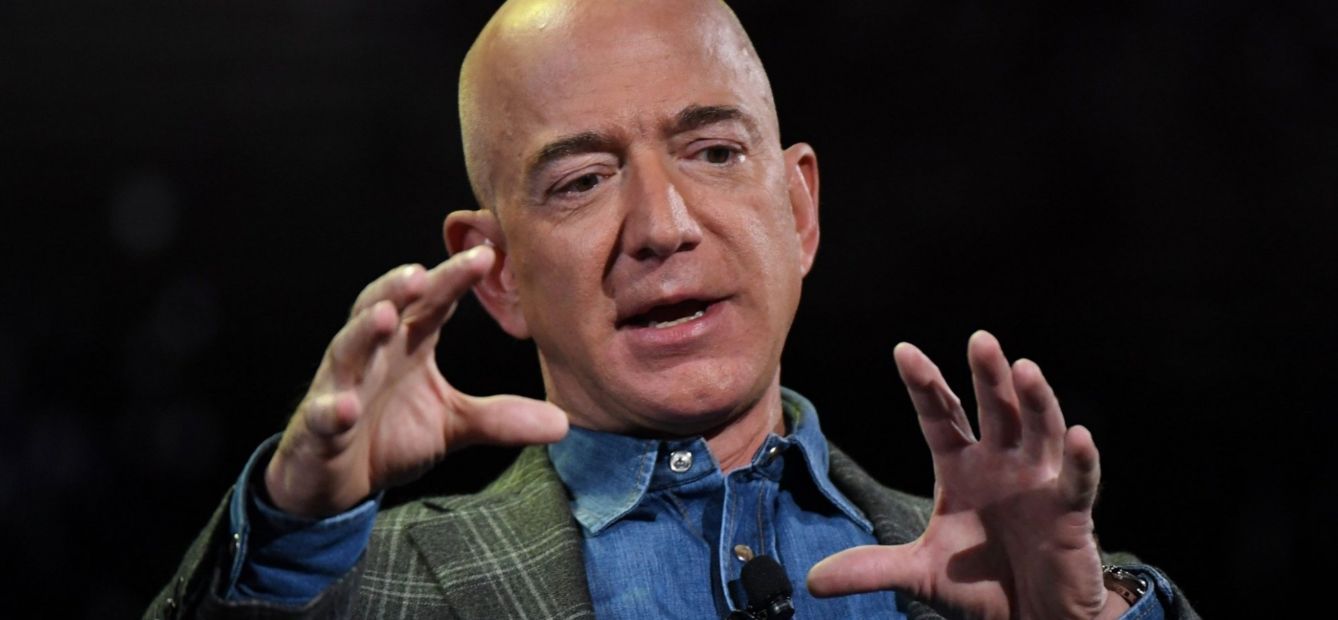 Jeff Bezos Used Only 9 Words to Perfectly Describe Entrepreneurial Success