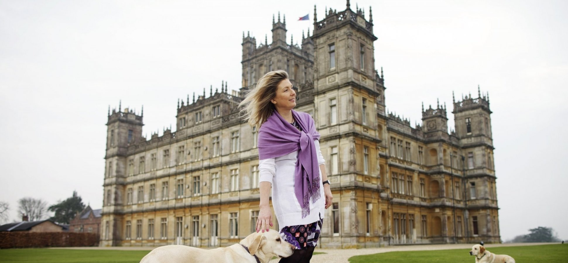 Airbnb Offers 1 Night in Downton Abbey Castle for $187