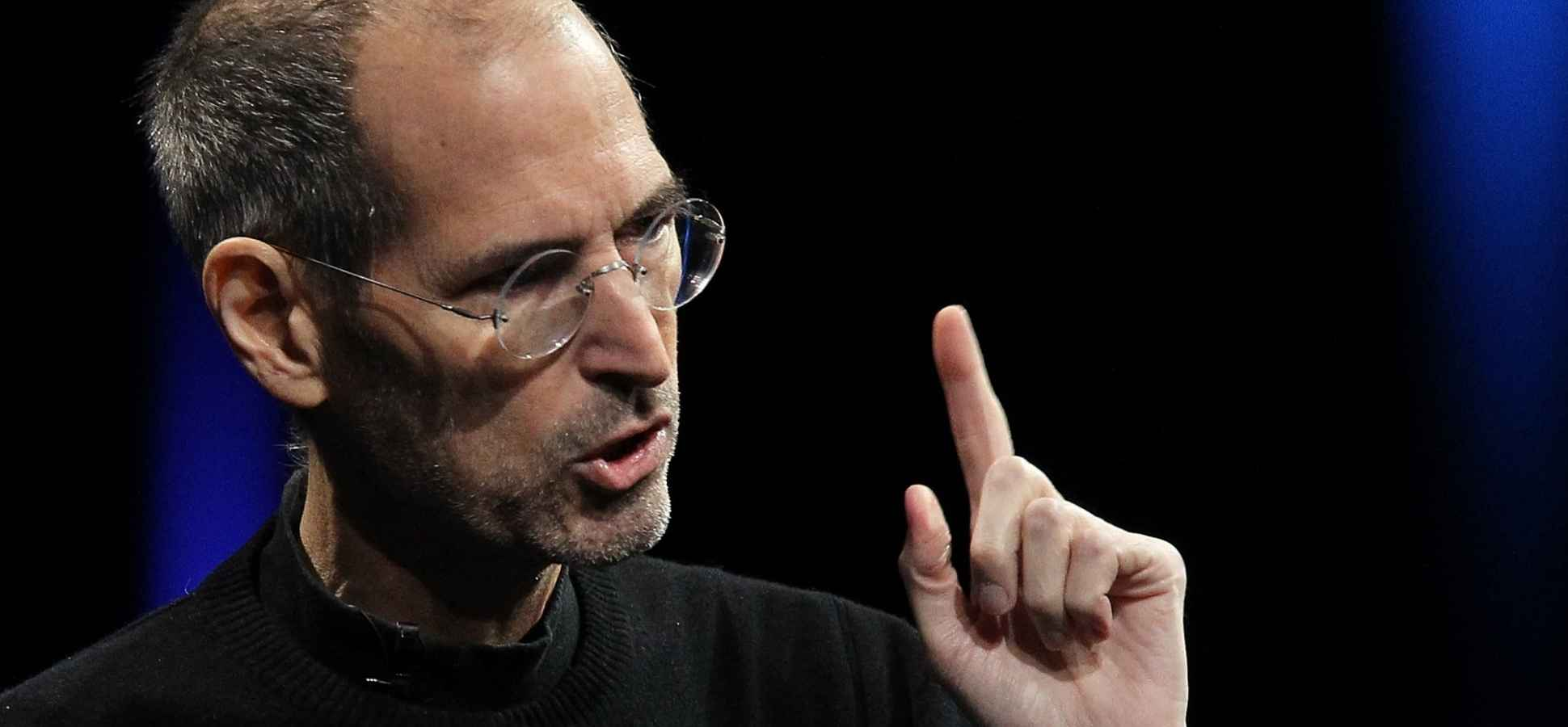 5 Ways Visionaries Like Steve Jobs Got That Way