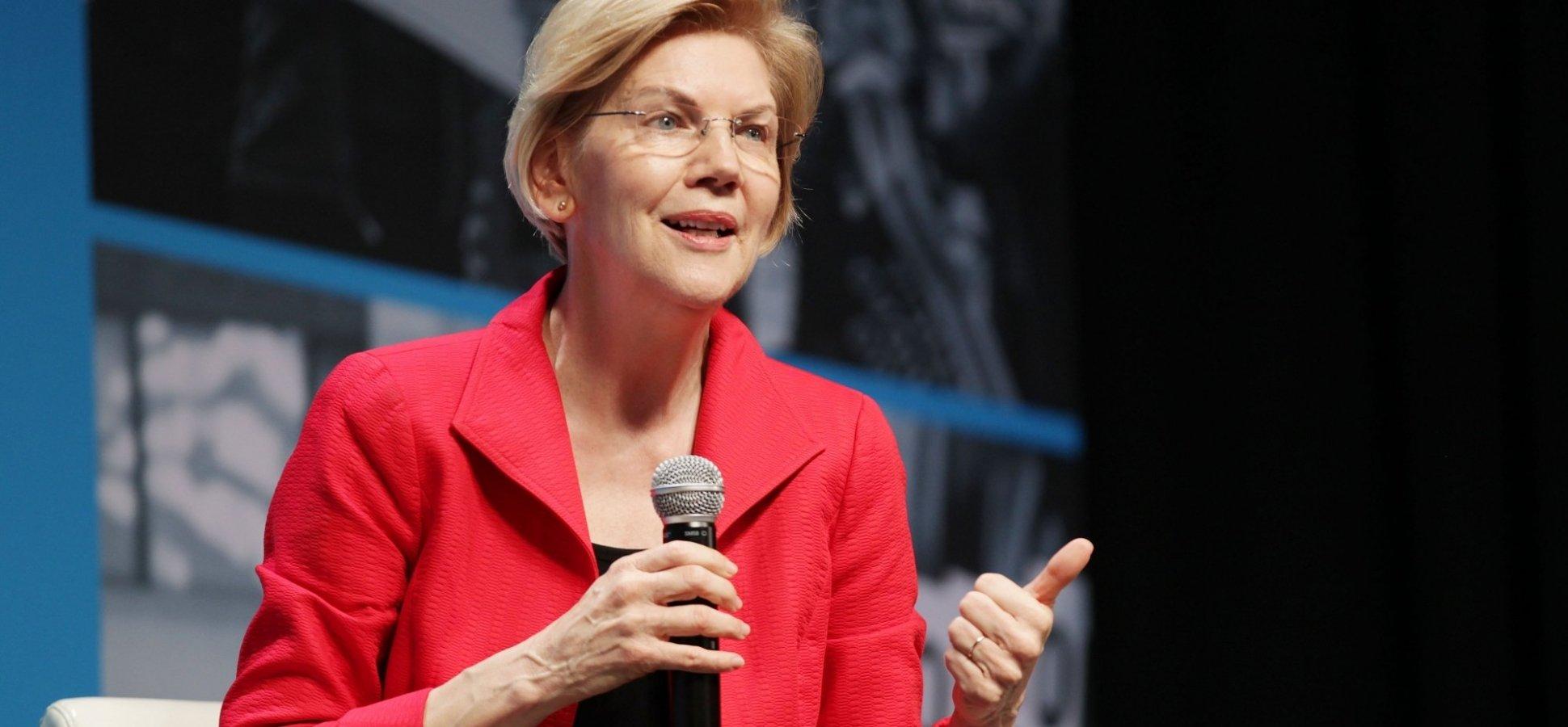 Elizabeth Warren Wants to Dole Out $7 Billion in Grants to Minority Entrepreneurs