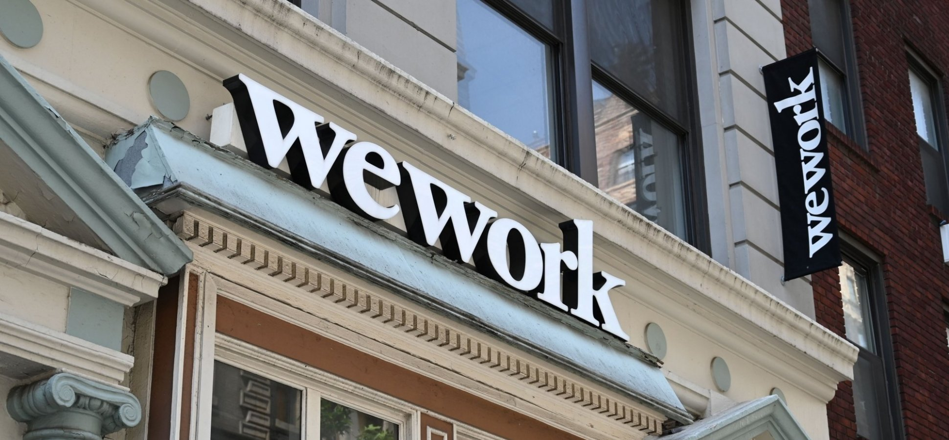 WeWork's Fall Was a Disaster. A Full-Page Ad Isn't Going to Change That