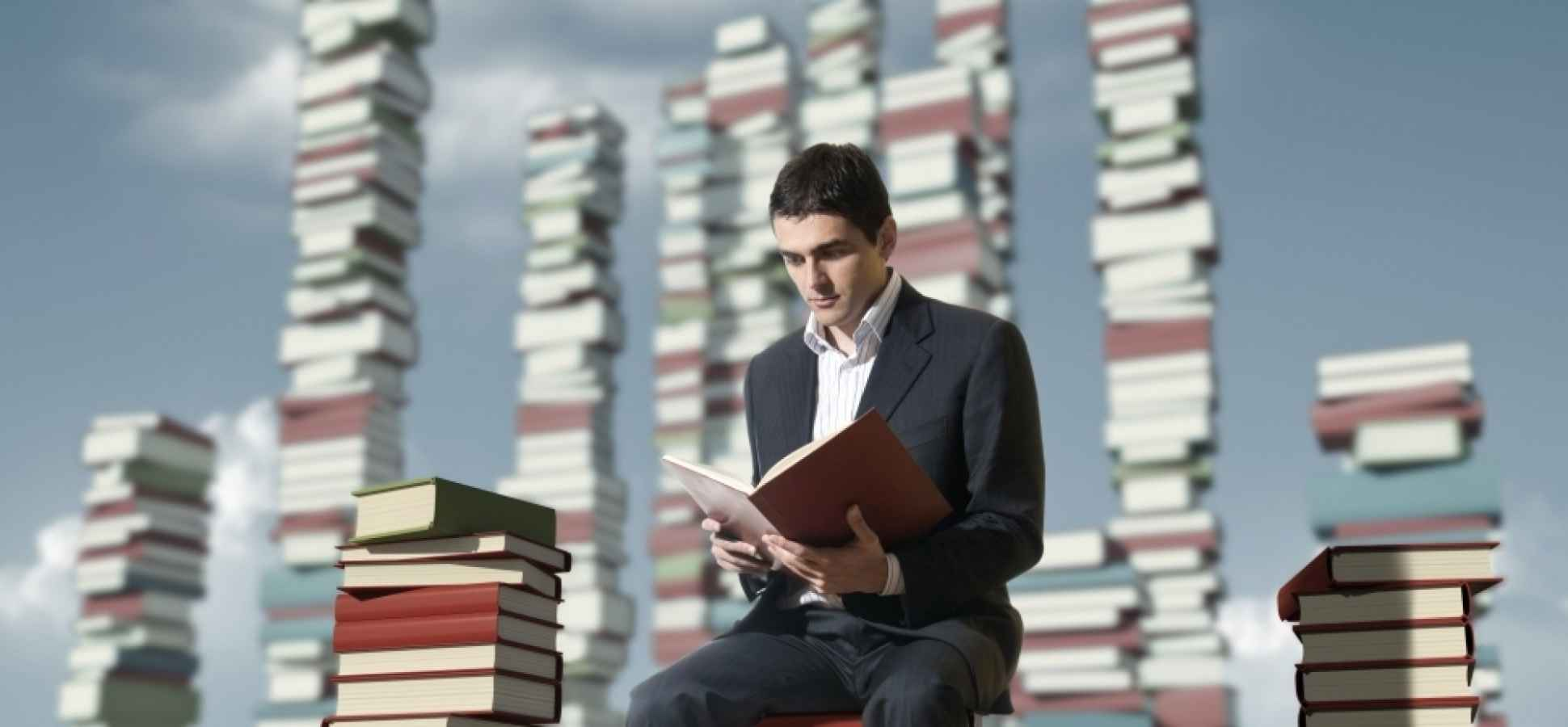 7 Short Books Worth More Than an MBA