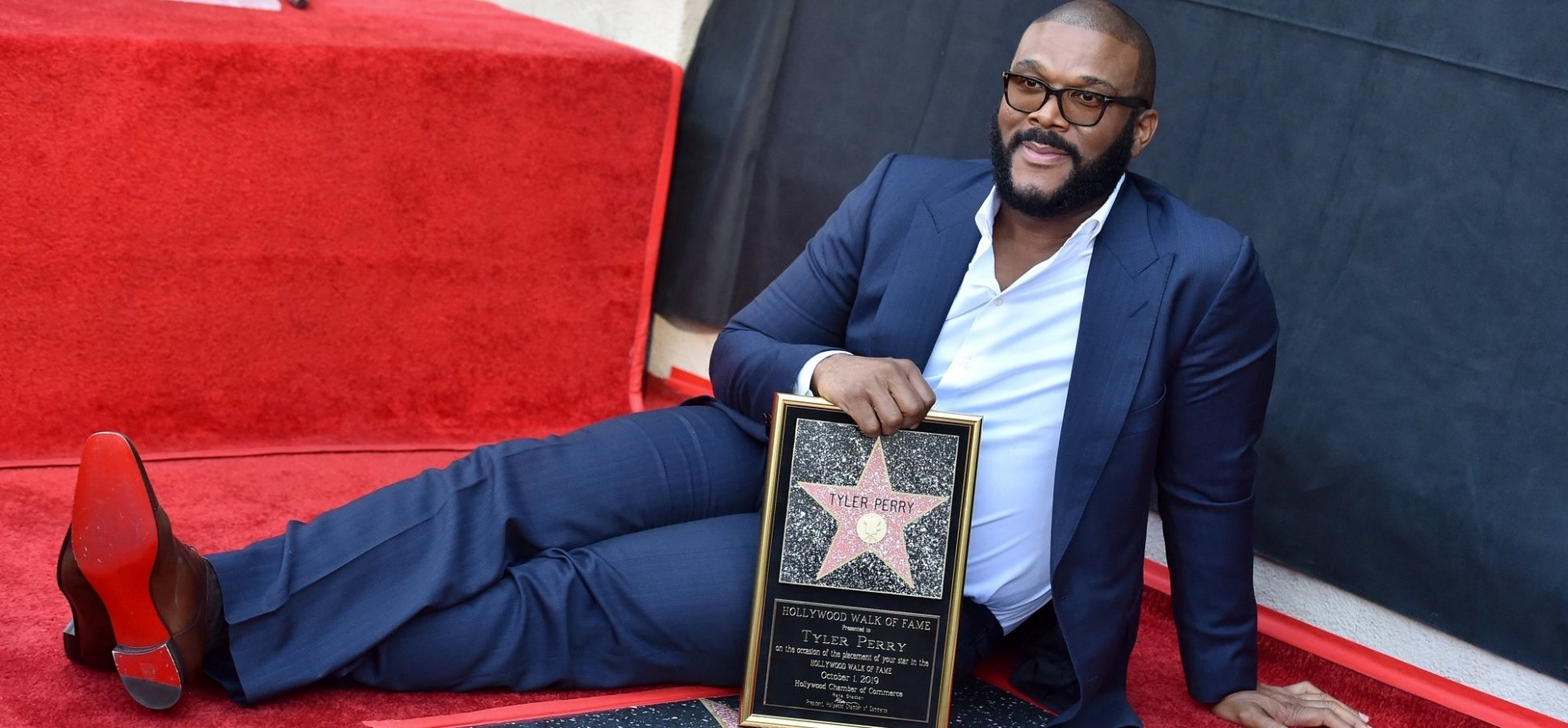 Media Mogul Tyler Perry Was Once Homeless. Here's How He Kept His Dream Alive