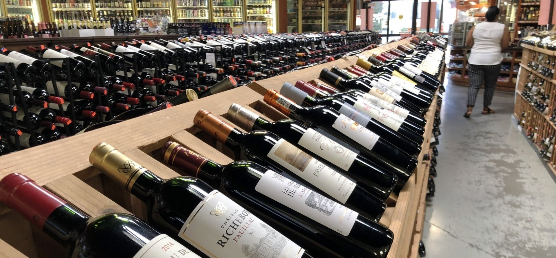 New Tariffs on Wine, Liquor, and Cheese Come at a Troubling Time for Small Retailers