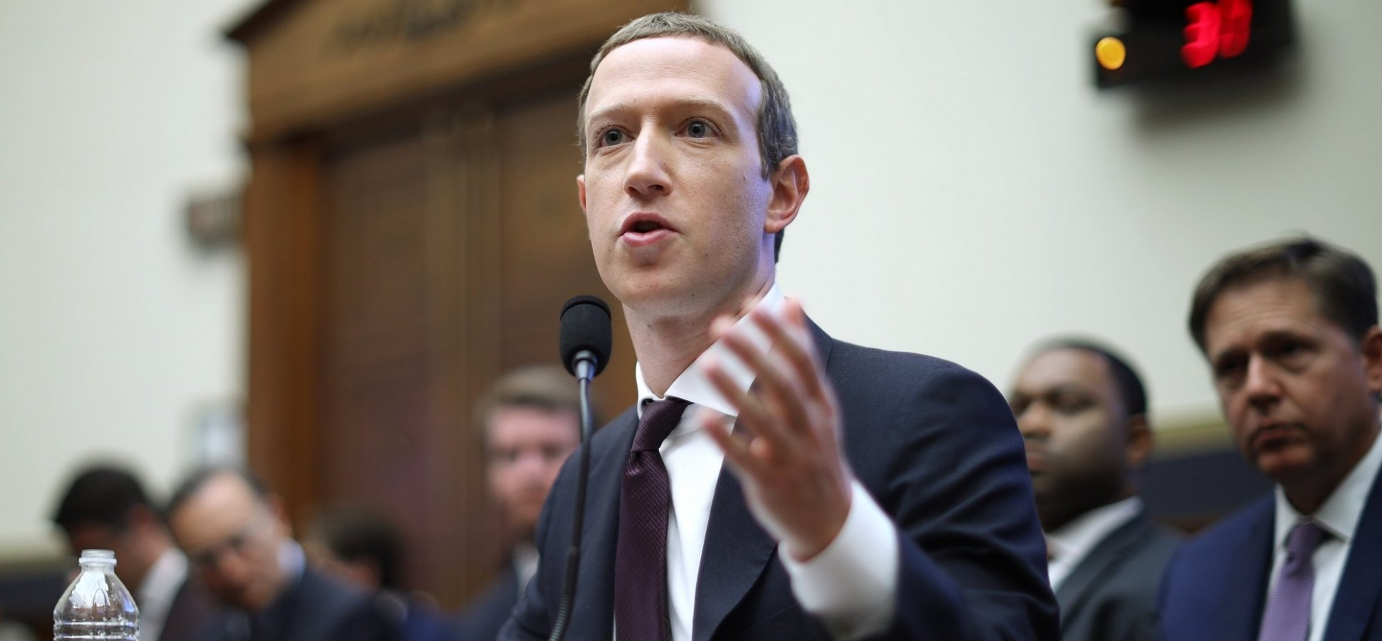 Zuckerberg's Suit at His Congressional Hearing Is a Reminder That What You Wear Matters
