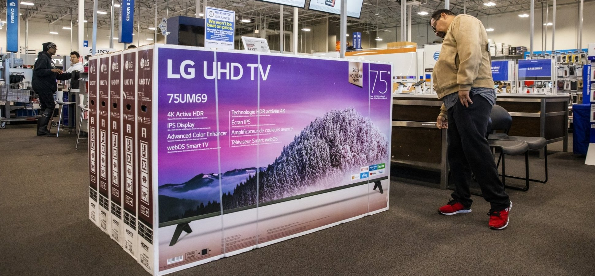 If You Bought a Smart TV on Black Friday, the FBI has a Warning for You