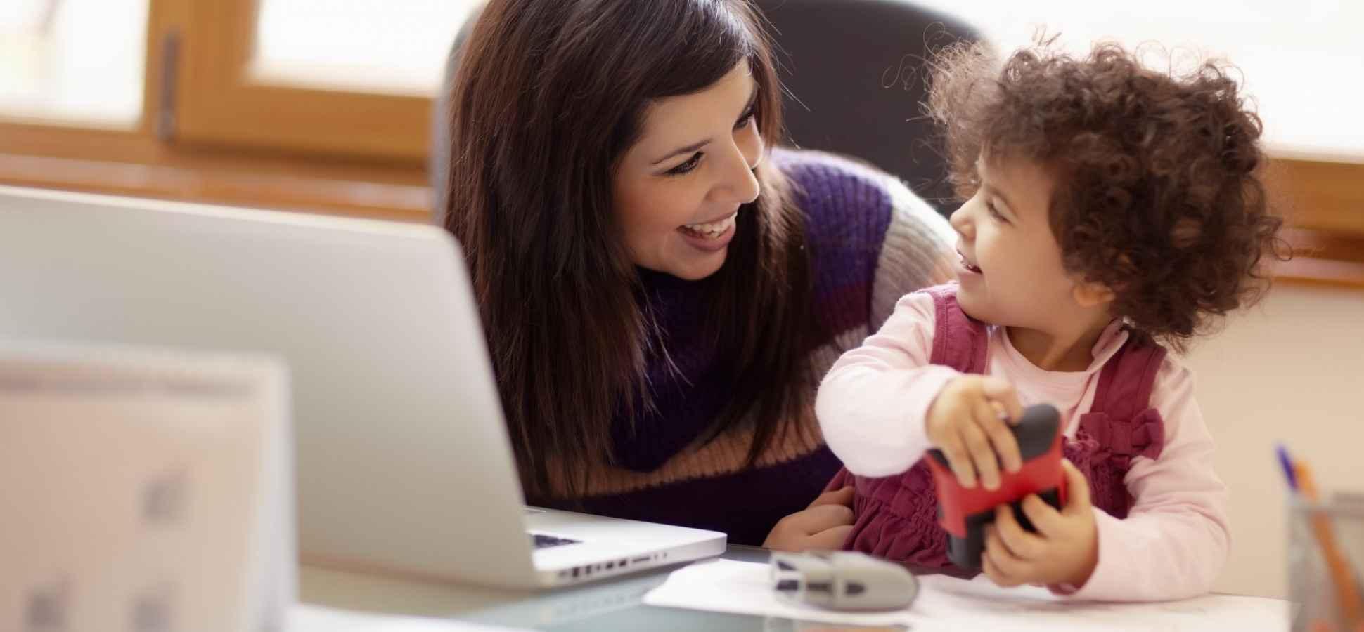 3 Ways Working Moms Impact their Kids, According to Harvard Researchers