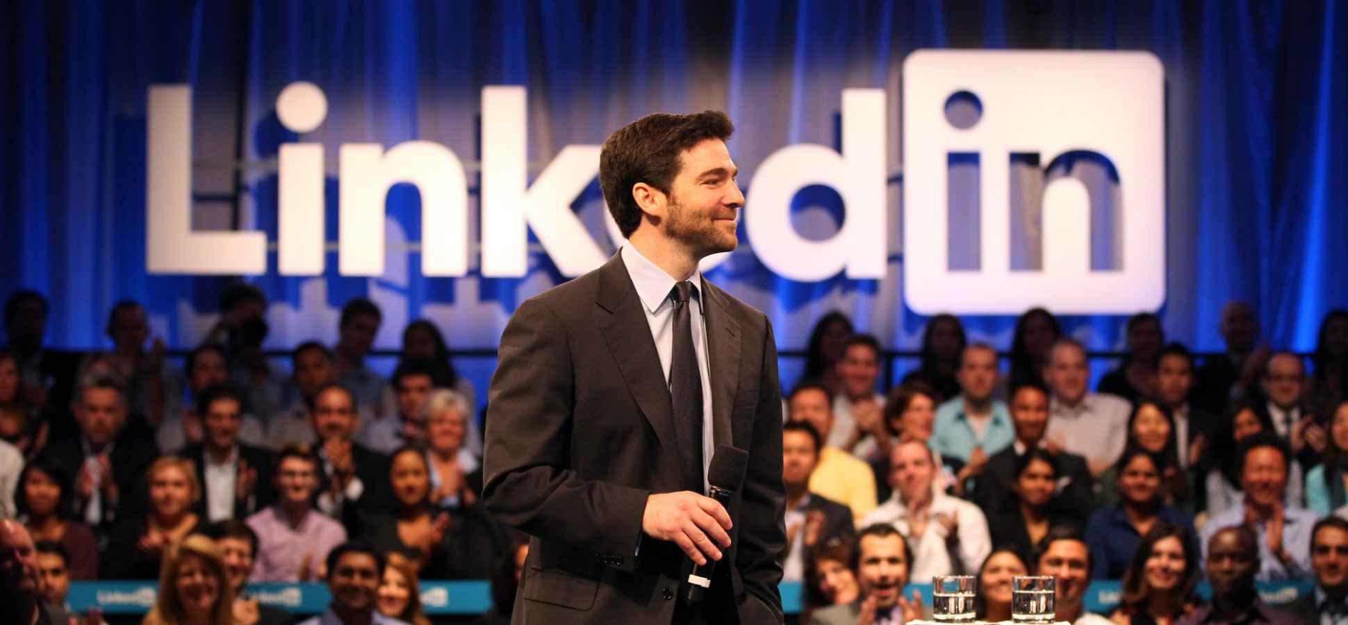LinkedIn CEO Jeff Weiner's 3 Best Pieces of Career Advice