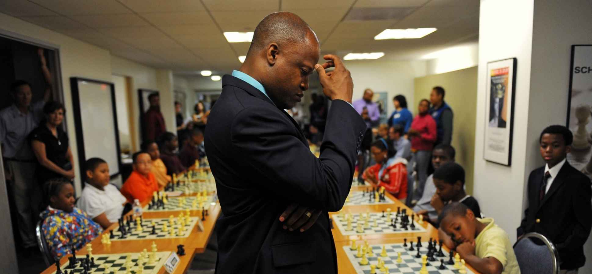 What a Chess Grandmaster Can Teach You About Solving Problems