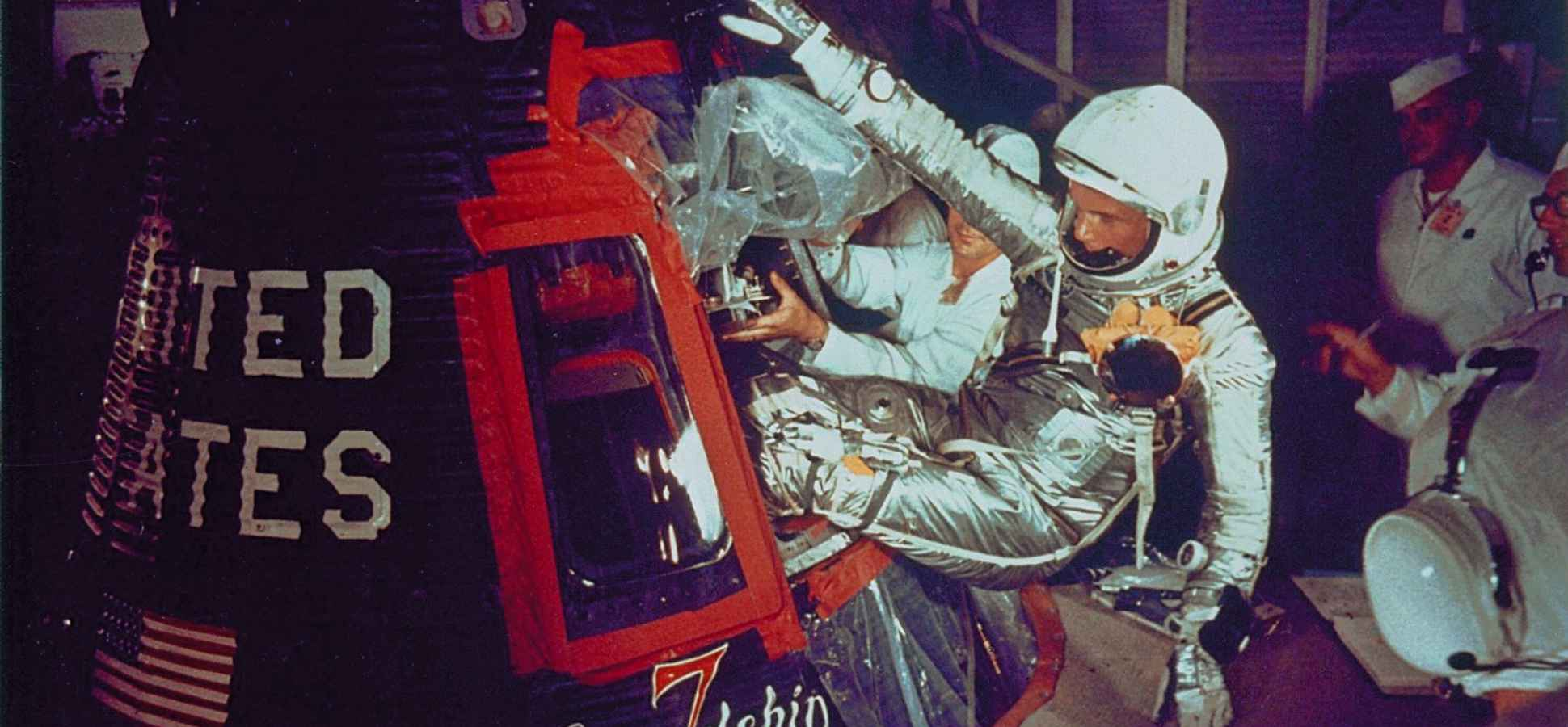 8 Ways to Know If You've Got the Right Stuff: A Memorial Tribute to John Glenn