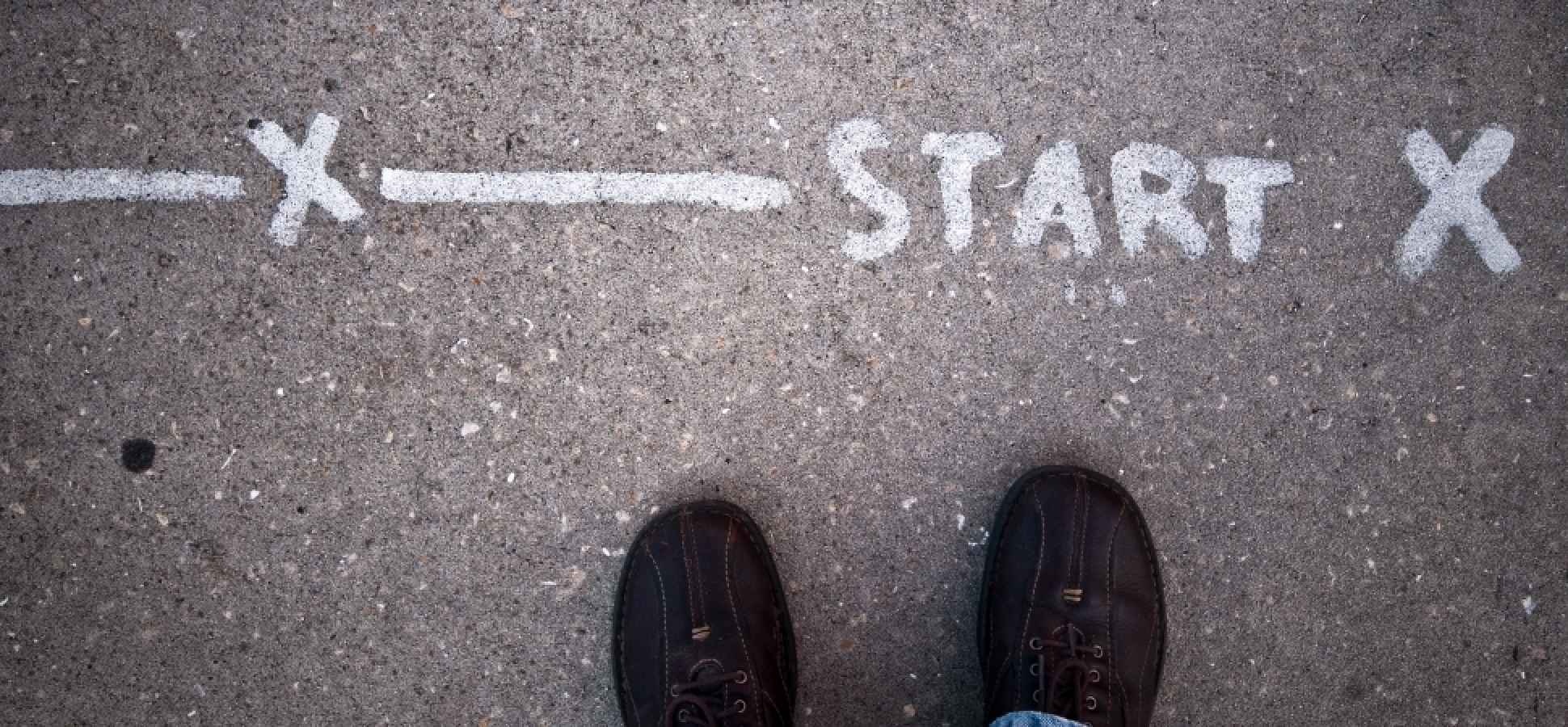 3 Things Holding You Back From Getting Started