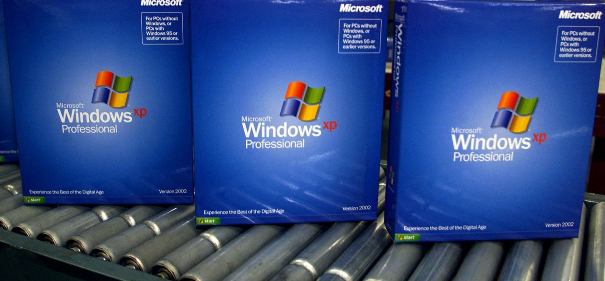 Microsoft Has Ignored Windows XP for Years  This New Nasty