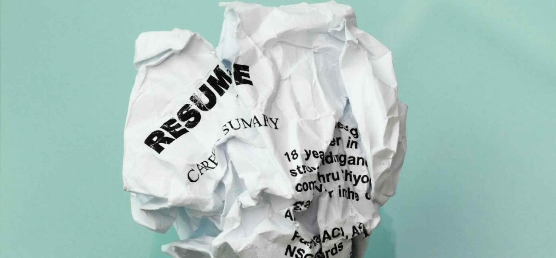 The 10 Things Bosses Hate Most on a Résumé