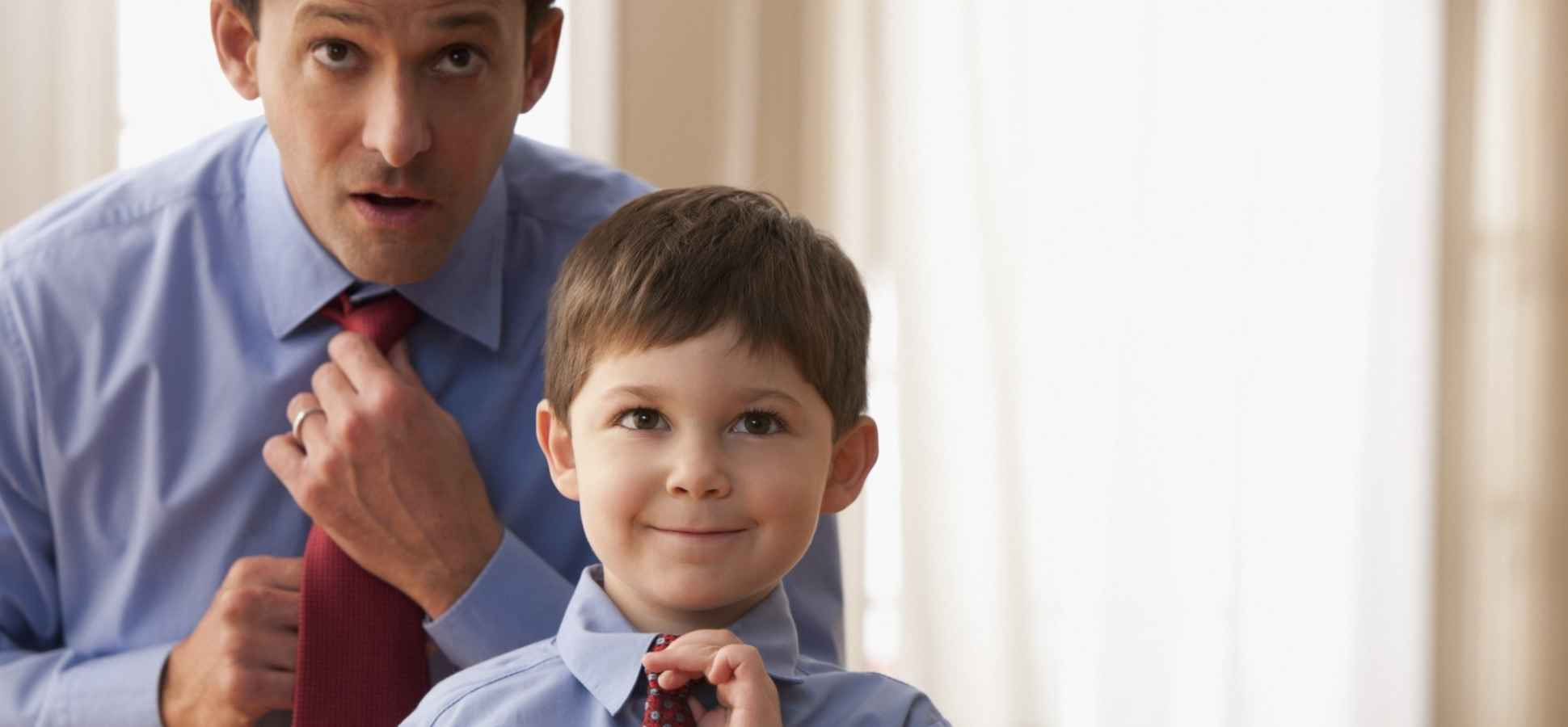 Want Your Kids to Be Hard Workers? Don't Be Gone at Work All the Time, Science Suggests