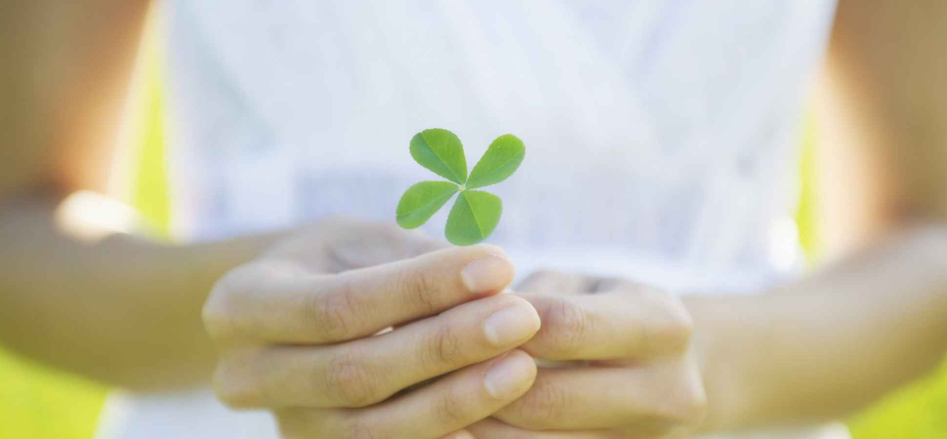 5 Scientifically Proven Ways to Make Your Own Luck