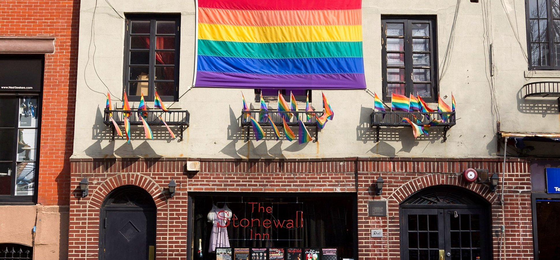 50 Years Ago the Stonewall Riots Sparked a Movement That Lead to Pride Month. 3 Lessons for Leaders Who Want to Make Positive Change