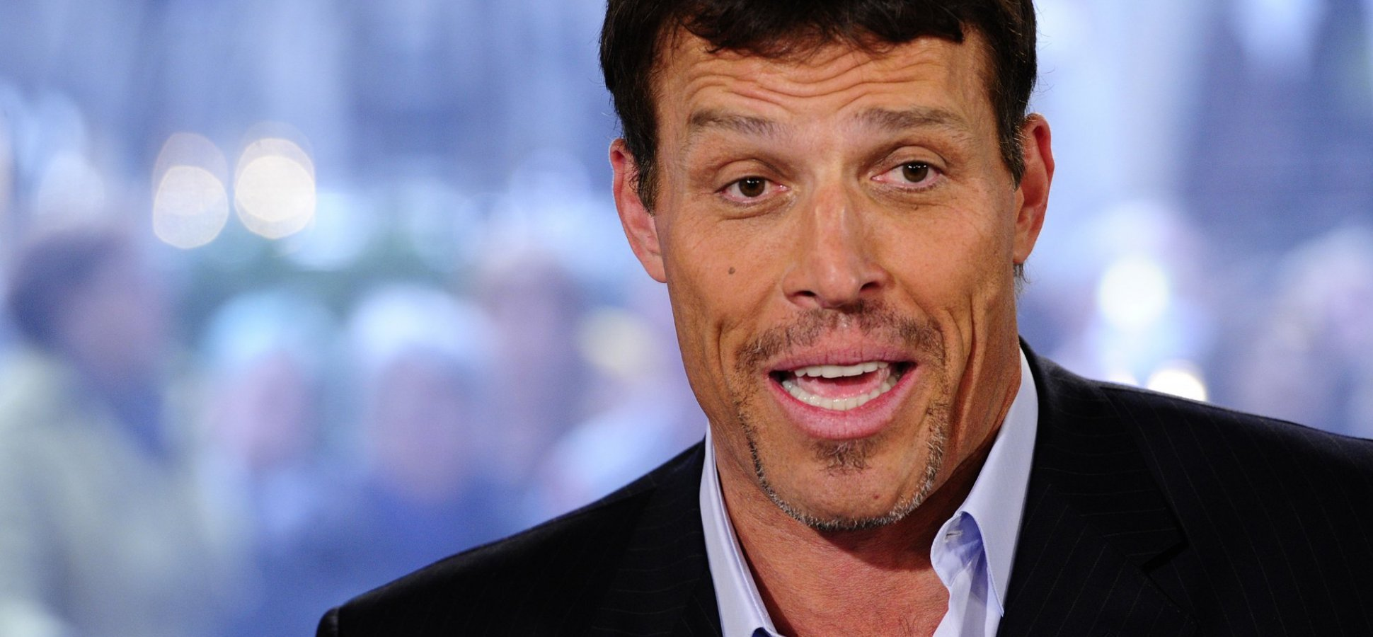 Tony Robbins Shares One Simple Strategy to Overcome Shame and Embarrassment