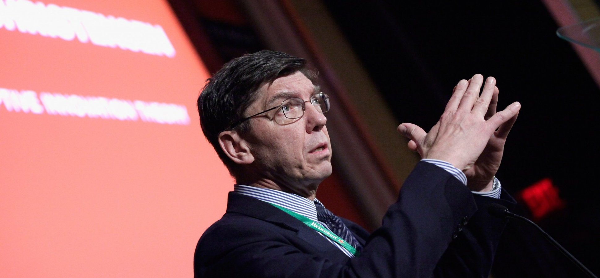 Harvard's Clayton Christensen, 'The Innovator's Dilemma' Author, Is Dead at 67