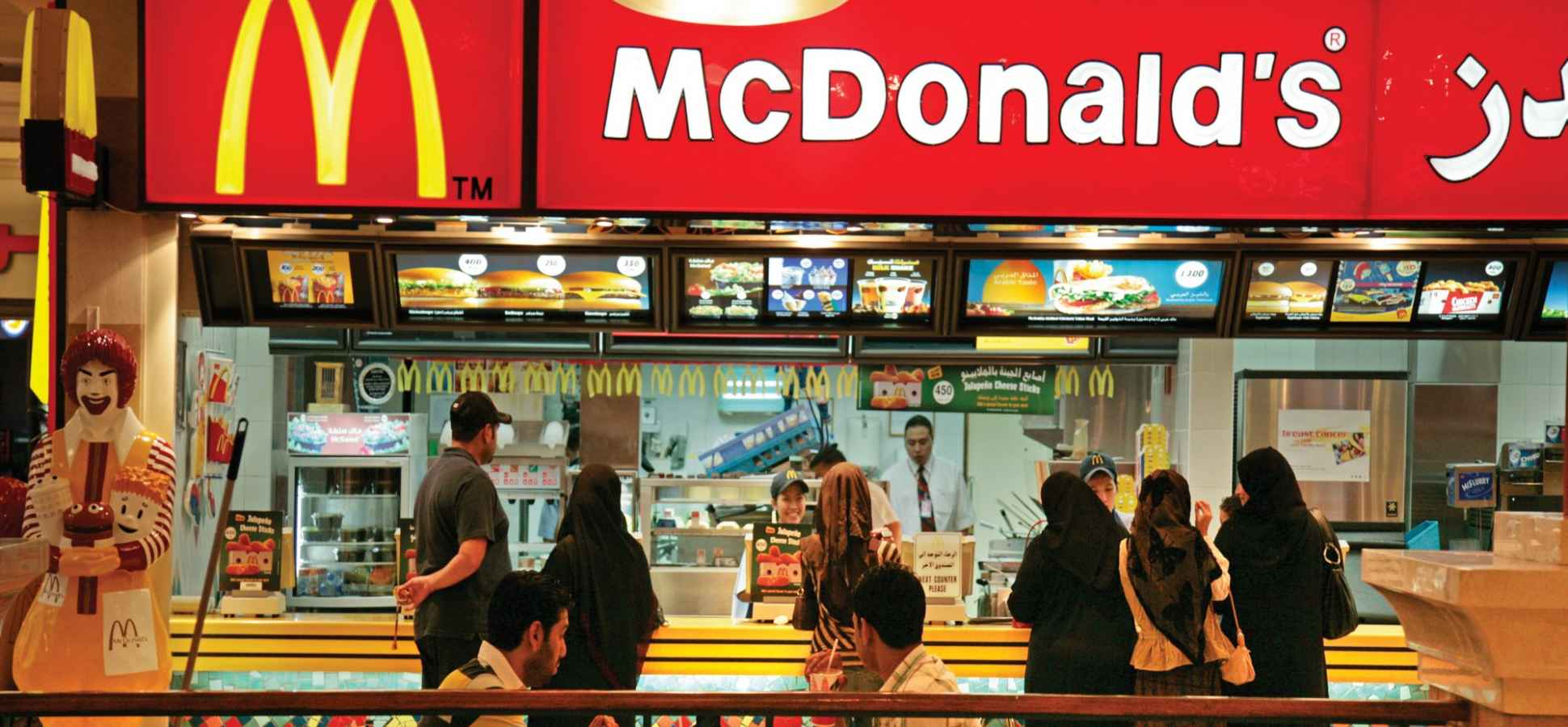 You're Better Off Working at McDonald's Than Working in Your Business