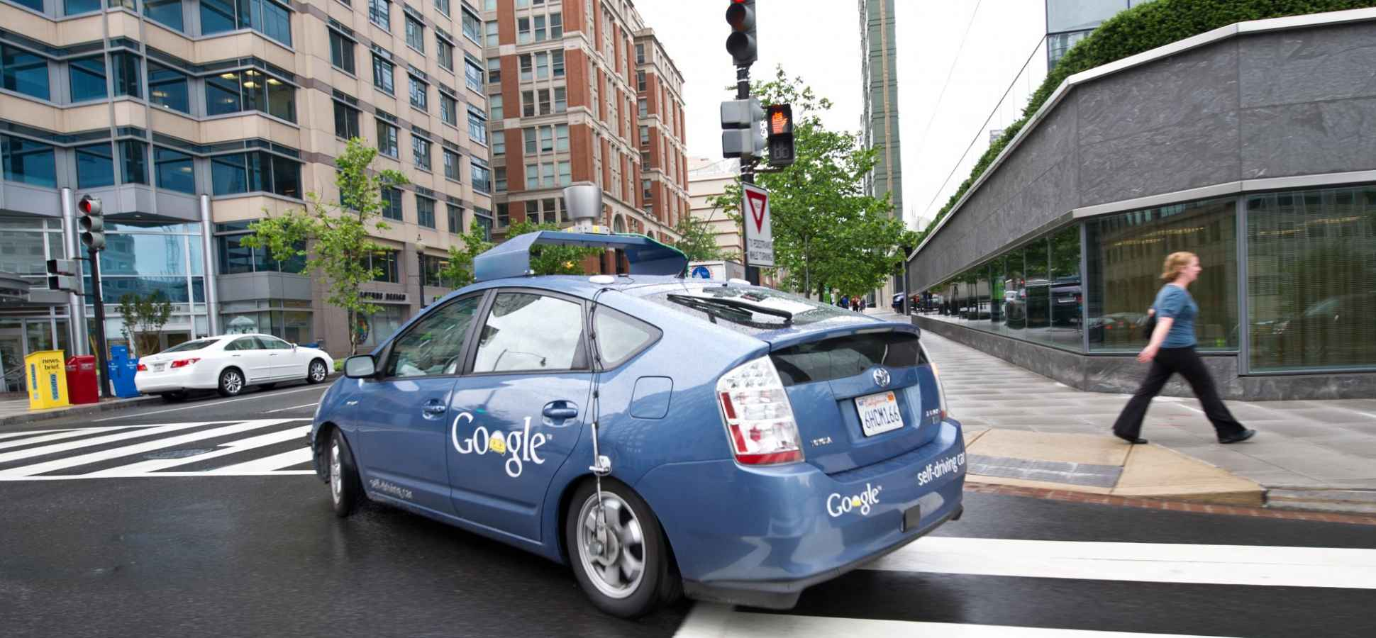 Self-Driving Cars Could Spell the End of the Taxi Industry