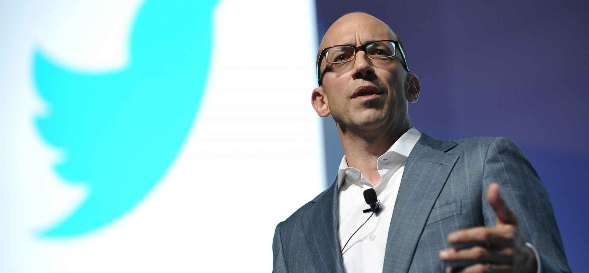 Twitter Replacing CEO Dick Costolo