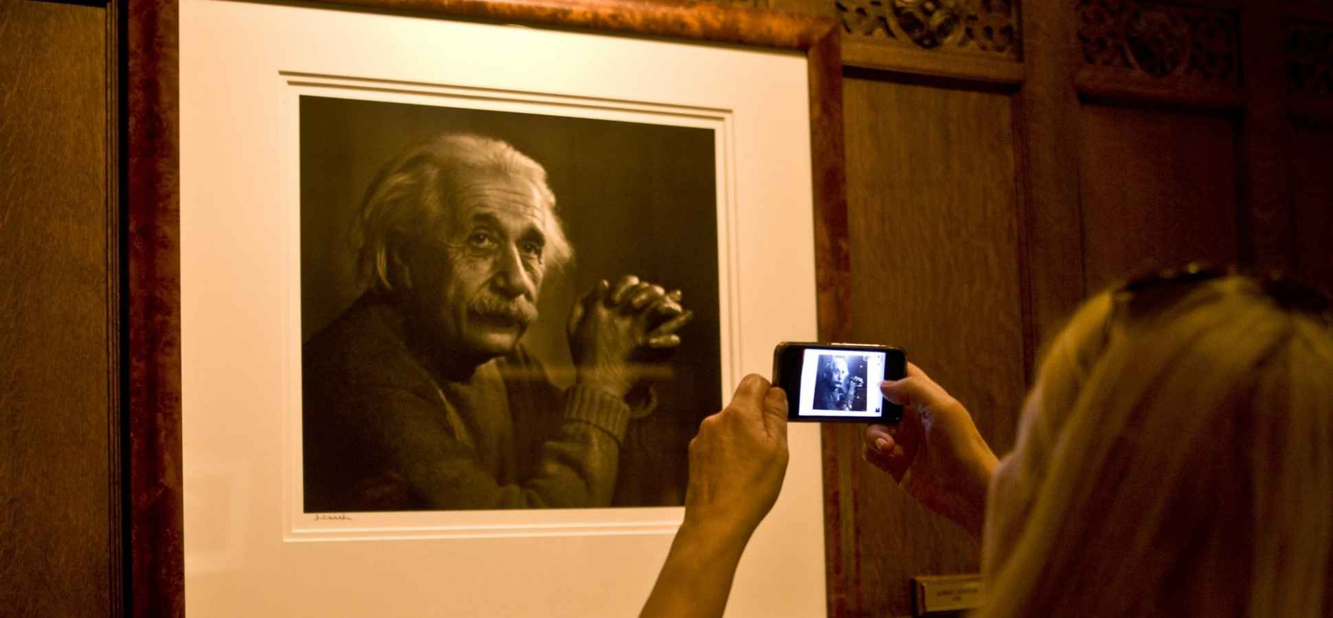 Einsteins Brilliant Happiness Advice Just Sold For A Record 18